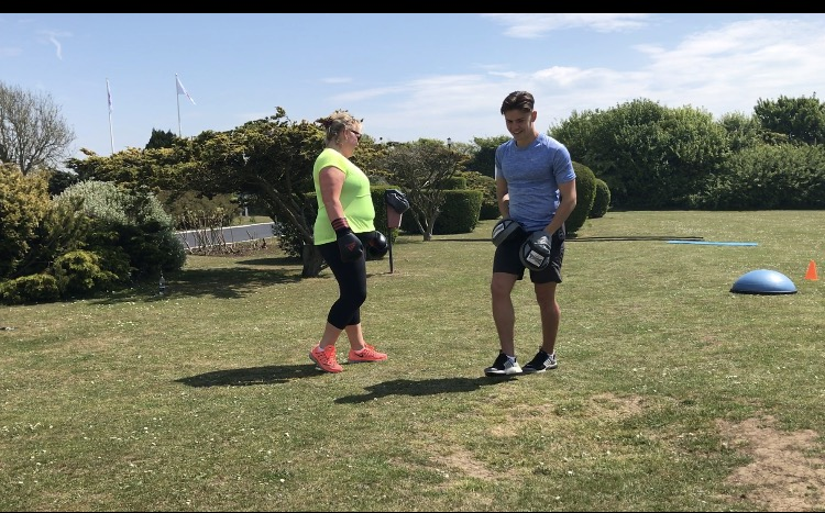personal training dover