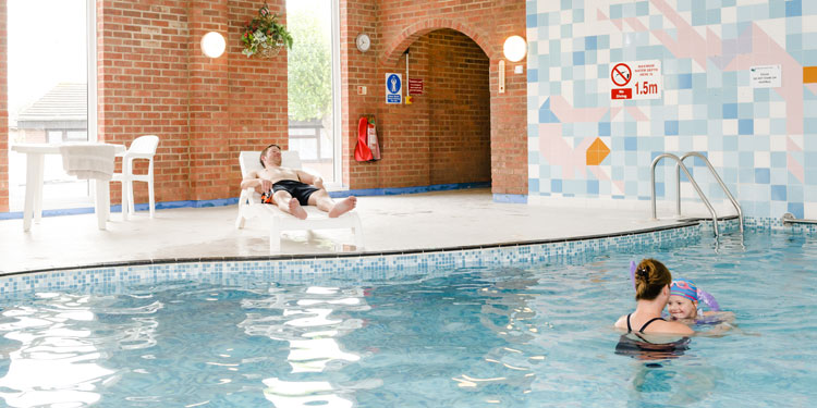 student discount gym swimming pool dover